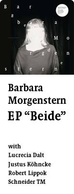 Barbara Morgenstern - EP Beide